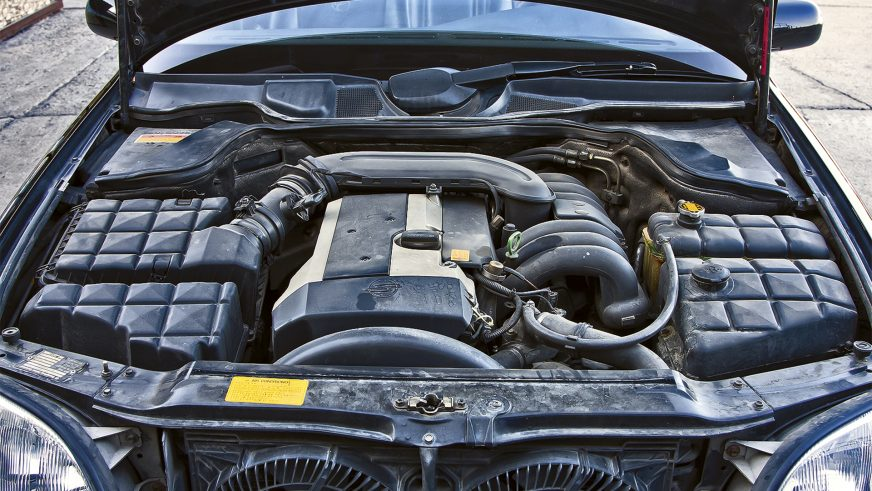 SsangYong Chairman - 1997 - двигатель