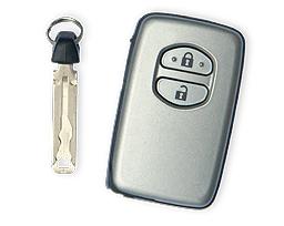 Toyota Land Cruiser 200 - ключ