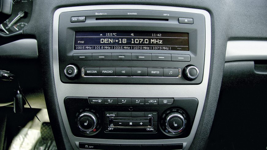 Škoda Octavia Combi - 2010