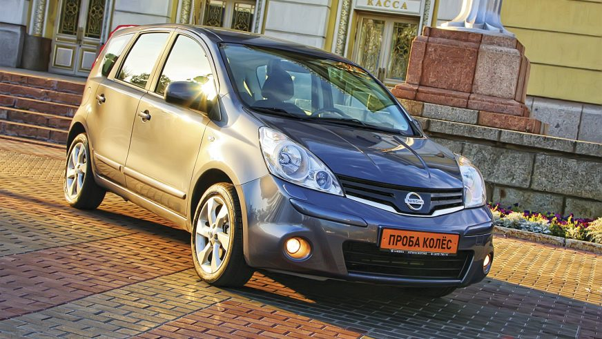 Nissan Note - 2004