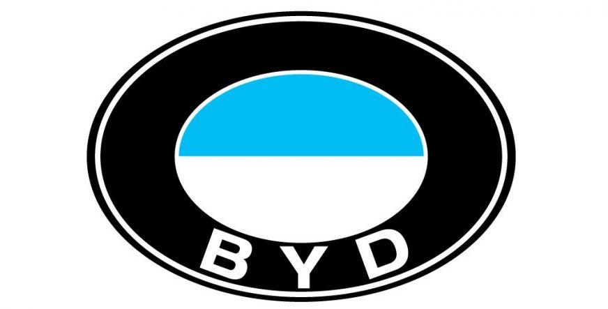 BYD G3 - 2010 - логотип