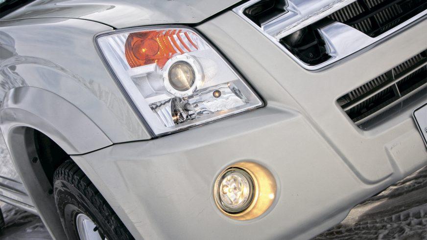 Isuzu D-Max - 2010