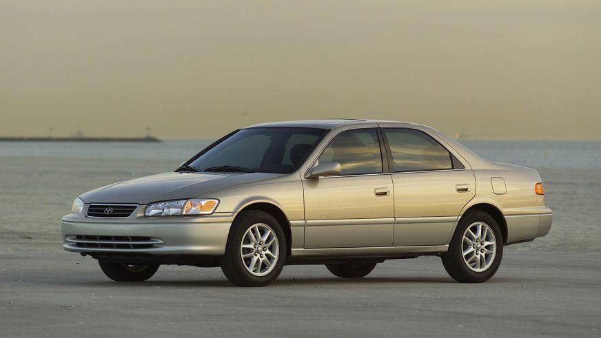 1997 год — Toyota Camry четвёртого поколения