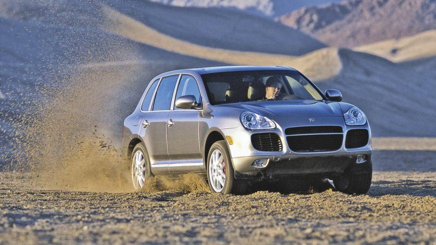 Porsche CayenneS