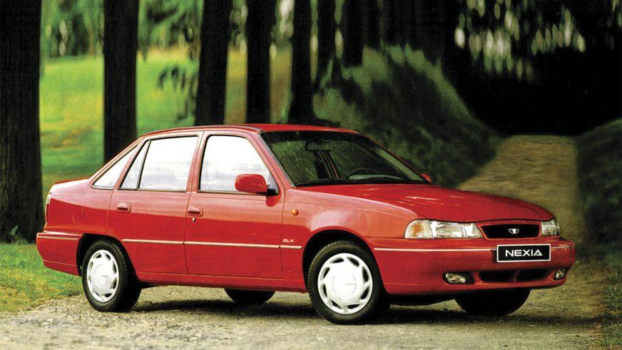 1994 год — Daewoo Nexia первого поколения