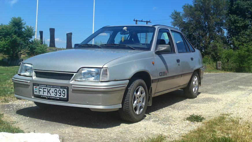 1986-1995 — Daewoo Racer