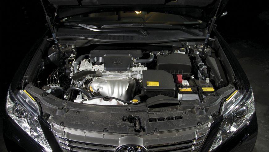 Toyota Camry XV50 - 2011