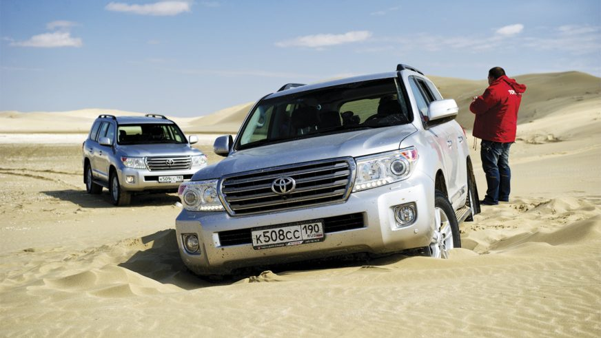 Toyota Land Cruiser 200 - 2012