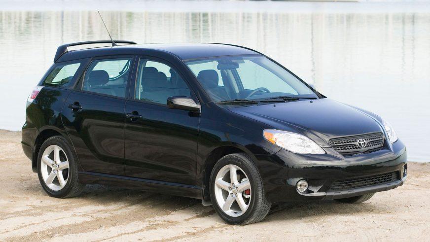 2005 год - Toyota Matrix TRD