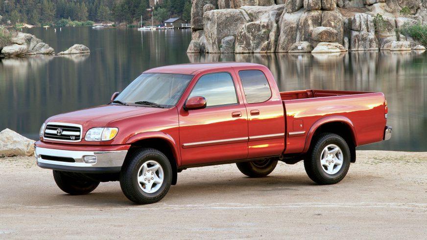1999 год - Toyota Tundra первого поколения