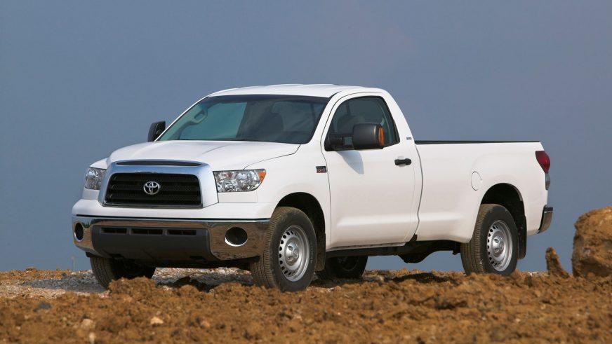 2006 год - Toyota Tundra второго поколения