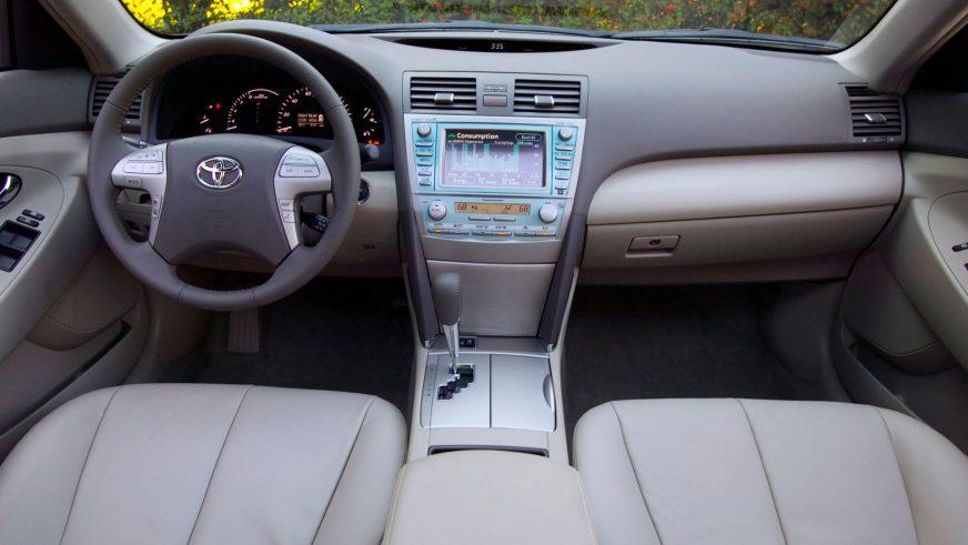 2006 год - Toyota Camry Hybrid (XV40)