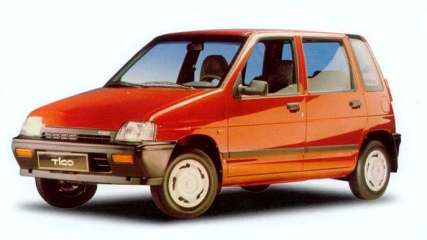 1993 - Daewoo Tico