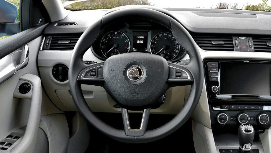 Škoda Octavia - 2013
