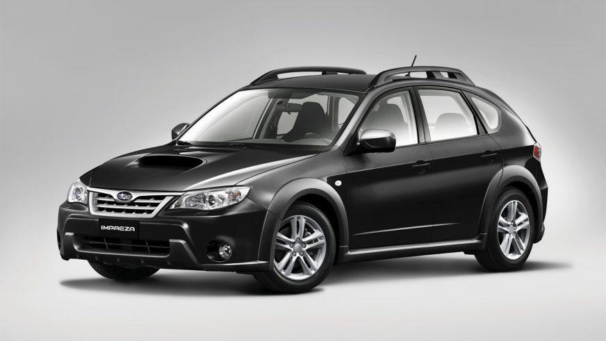 2010 год — Subaru Impreza XV