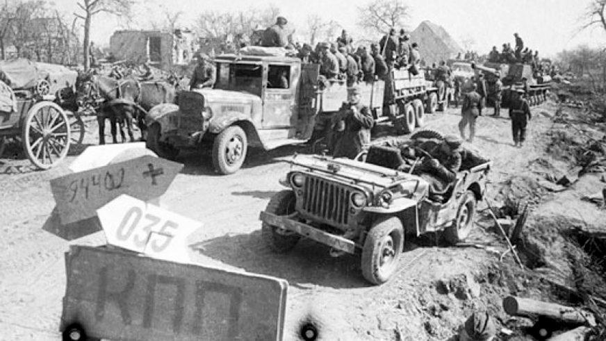 Автомобили Великой победы