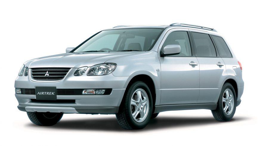 2001 год — Mitsubishi Airtrek