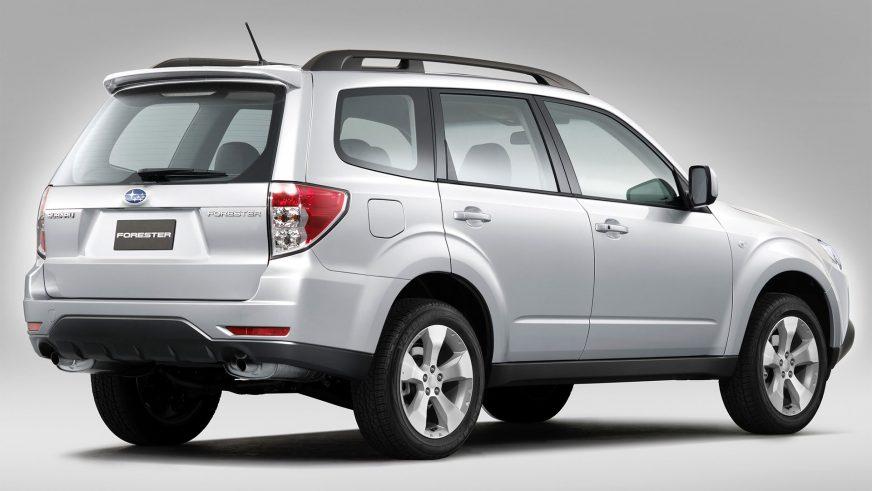 2007 год. Кузов третьего поколения новый во всех отношениях — и концептуально, и визуально, и в плане инженерии