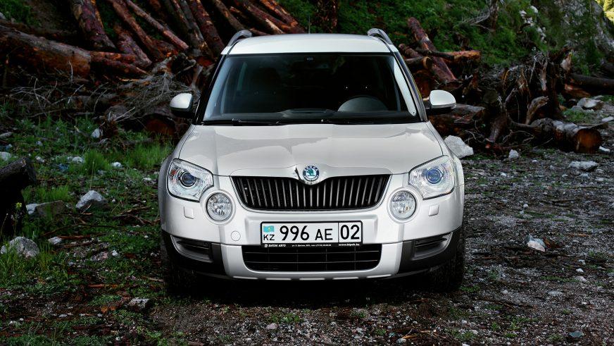 Škoda Yeti - 2013