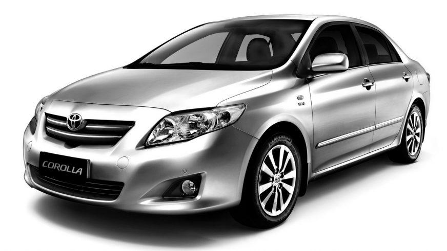 2006 год — Toyota Corolla десятого поколения