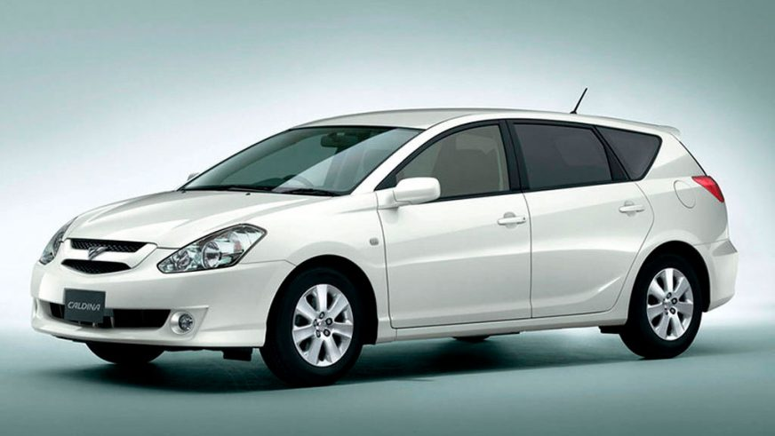 2002: Toyota Caldina