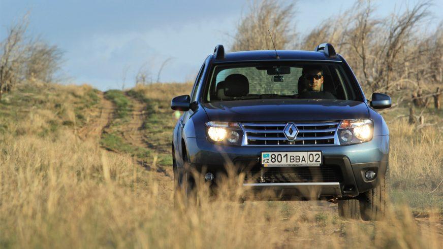 Renault Duster на 8-м месяце