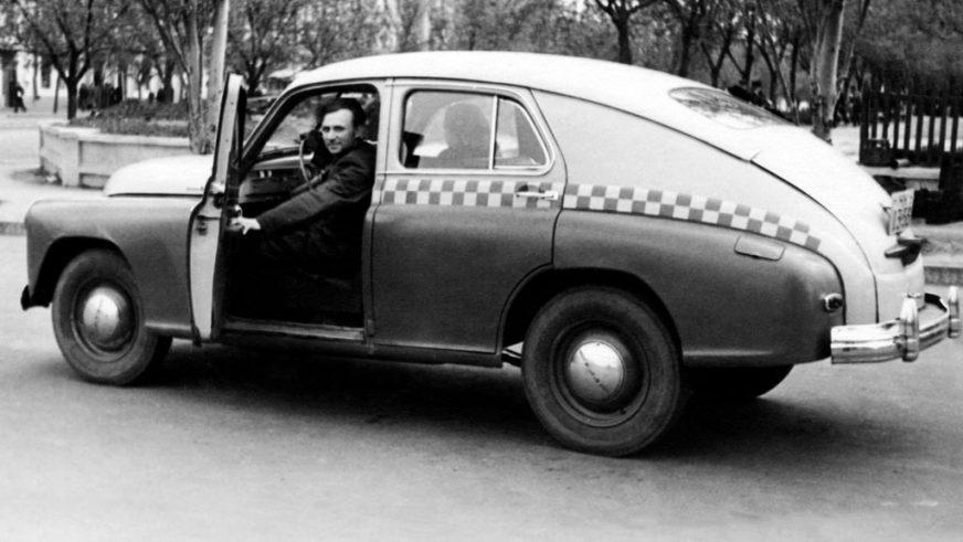 1948 год — ГАЗ М-20А «Победа»