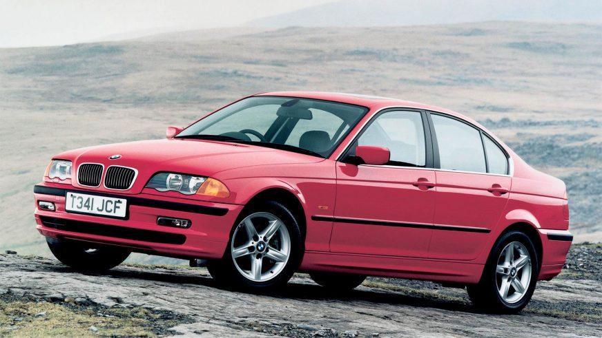 1998 год — BMW 328i Sedan (E46)