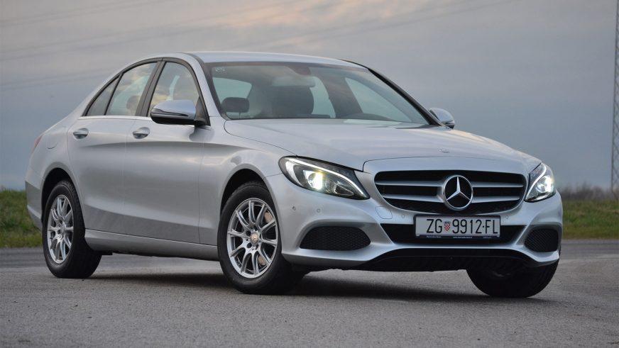 Mercedes-Benz C-Class (W205)