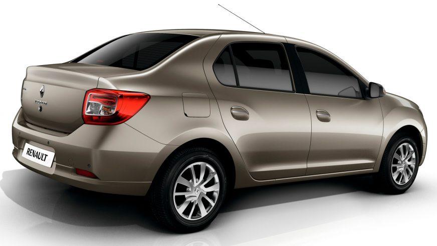 2013 год — Renault Logan второго поколения