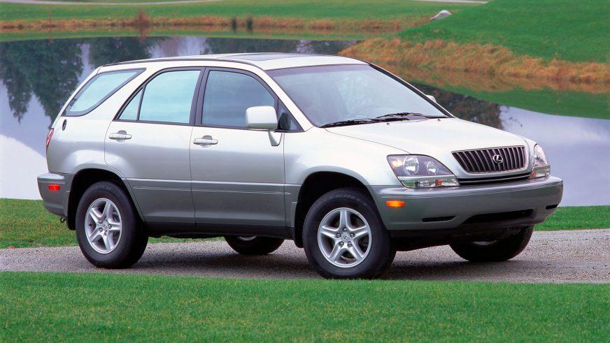 1998 год — Lexus RX 300