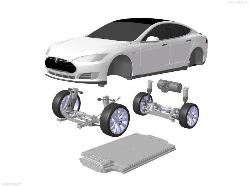 Tesla Model S - 2013