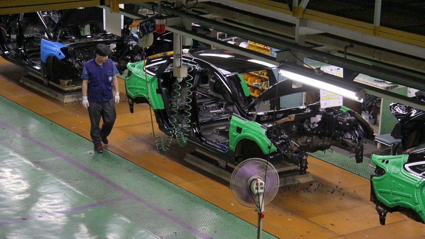 Почему наступает корейский автопром