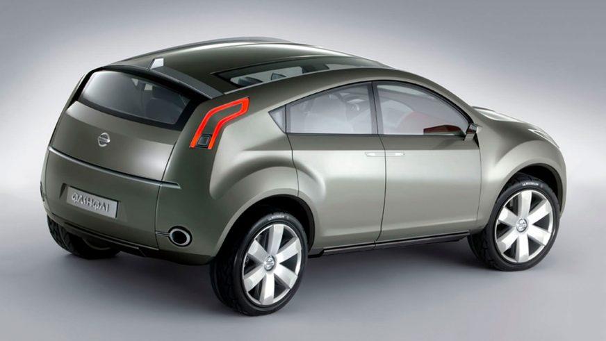2004 год — Nissan Qashqai Concept