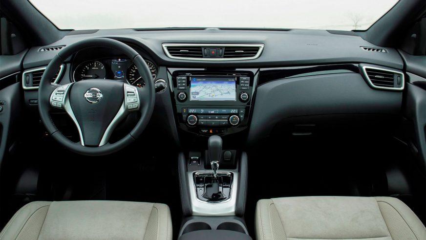 2013 год — Nissan Qashqai второго поколения