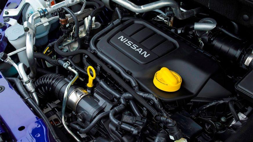 Nissan Qashqai - 2014 - двигатель