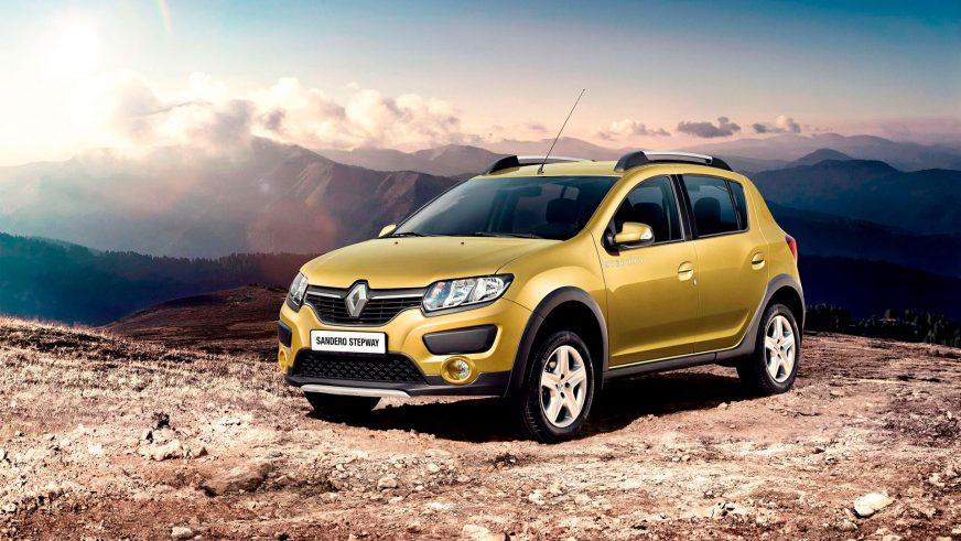 2014 год — Renault Sandero Stepway второго поколения