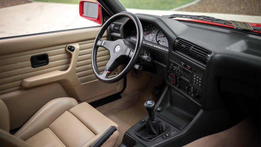 1986 год — BMW M3 (E30) первого поколения