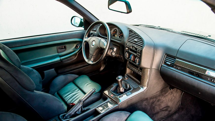 1992 год — BMW M3 (E36) второго поколения