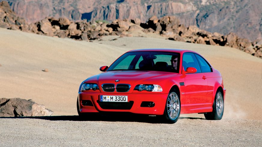 2000 год — BMW M3 Coupe (E46) третьего поколения