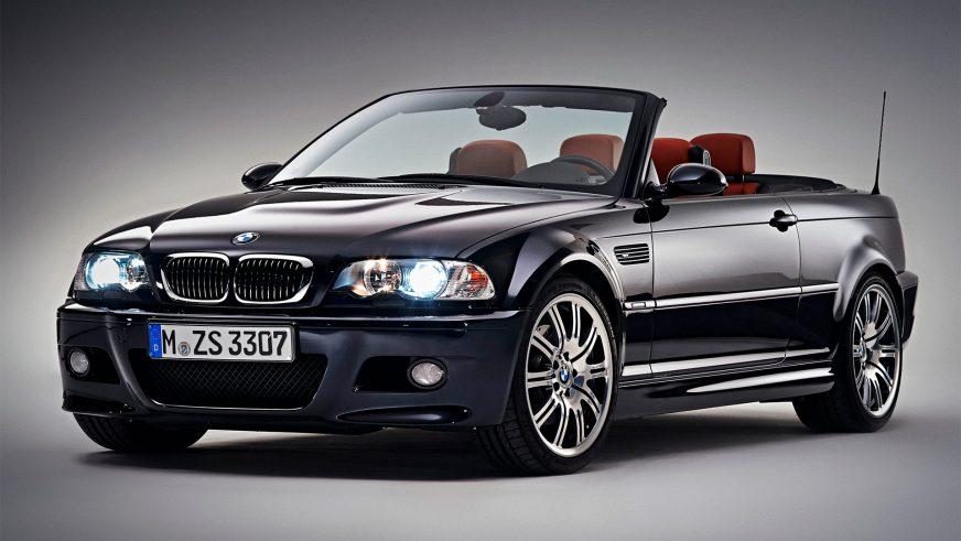 2001 год — BMW M3 Cabrio (E46) третьего поколения