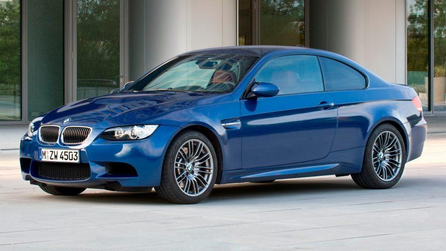 2007 год — BMW M3 Coupe (E92) четвёртого поколения