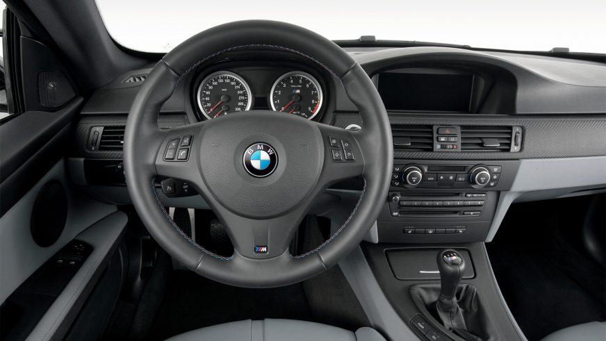 2007 год — BMW M3 (E90) четвёртого поколения