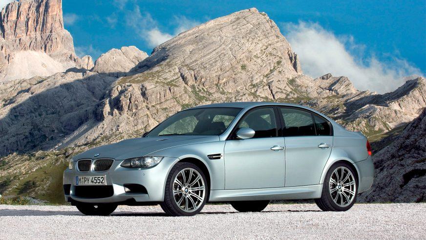 2007 год — BMW M3 Sedan (E90) четвёртого поколения