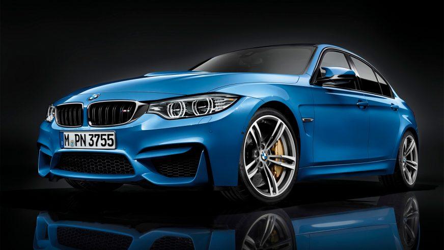 2014 год — BMW M3 Sedan (F80) пятого поколения