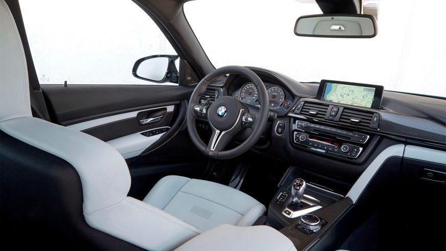 2014 год — BMW M3 (F80) пятого поколения