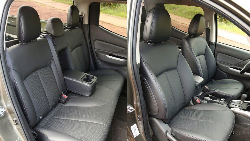Mitsubishi L200 - 2015