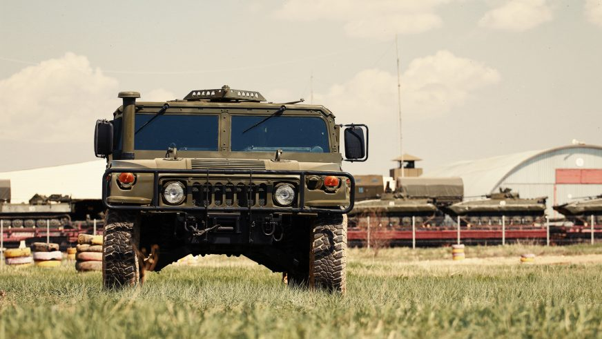 HMMWV M1151A1 - 2009