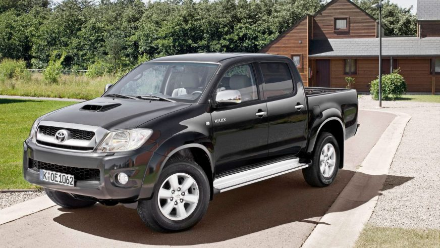 Toyota Hilux седьмого поколения
