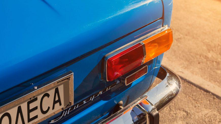 ВАЗ-2101 «Жигули» - 1973